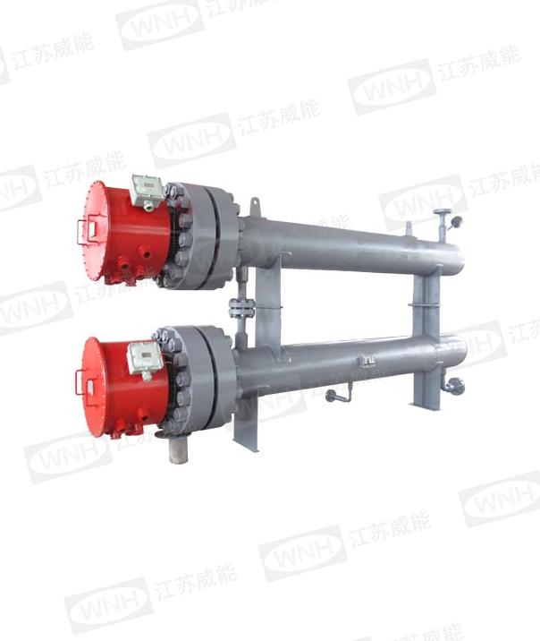 High-temperature water heater