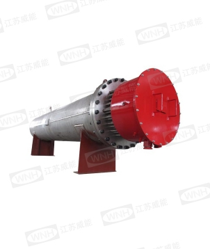 Explosion proof electric heater for sulfur recovery