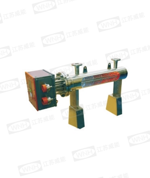 Explosion proof electric heater (horizontal)