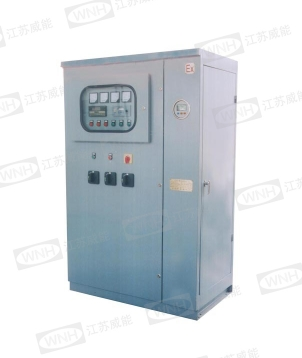 Positive pressure type explosion-proof control cabinet