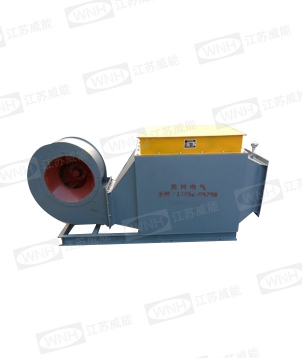 Air duct heater